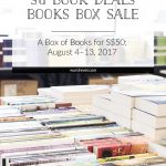 SG Book Deals Books Box Sale, Aug 4–13