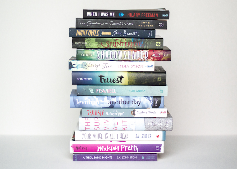 Sep 2015 Book Haul