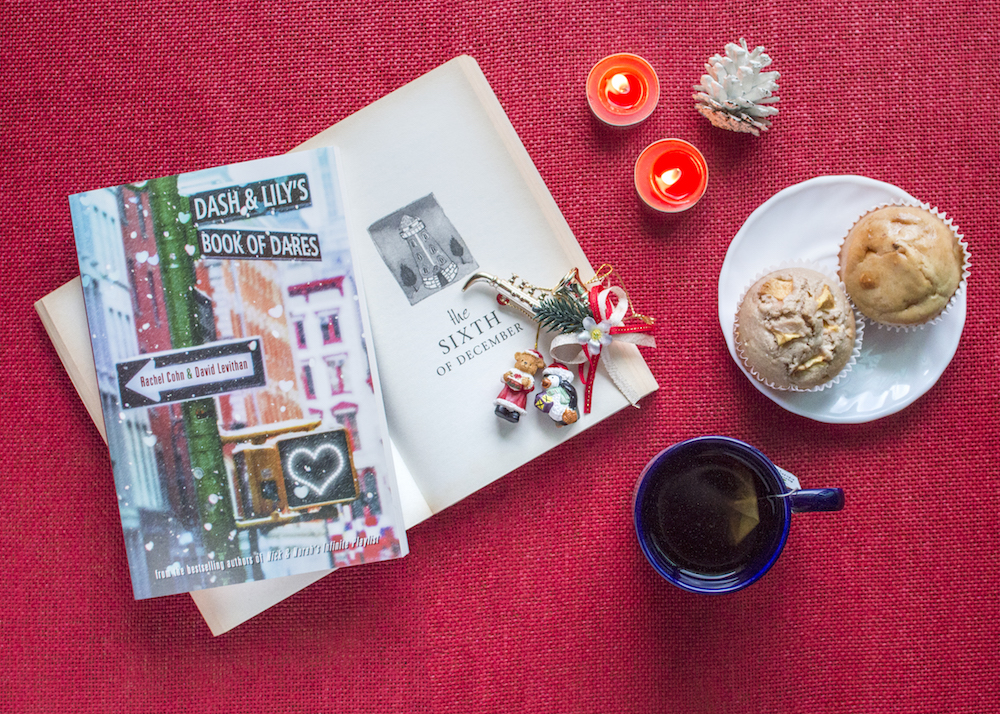 St. Nicholas Day: Dash & Lily's Book of Dares, and The Christmas Mystery
