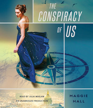 Audiobook of THE CONSPIRACY OF US by Maggie Hall