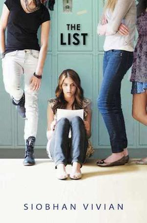 THE LIST by Siobhan Vivian
