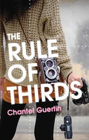 Book cover of THE RULE OF THIRDS (Pippa Greene #1) by Chantel Guertin