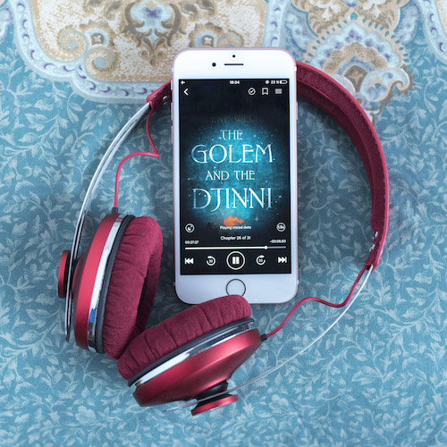 The Golem and the Djinni on Scribd