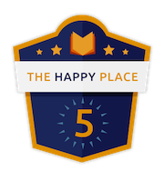 The Happy Place 5 Logo