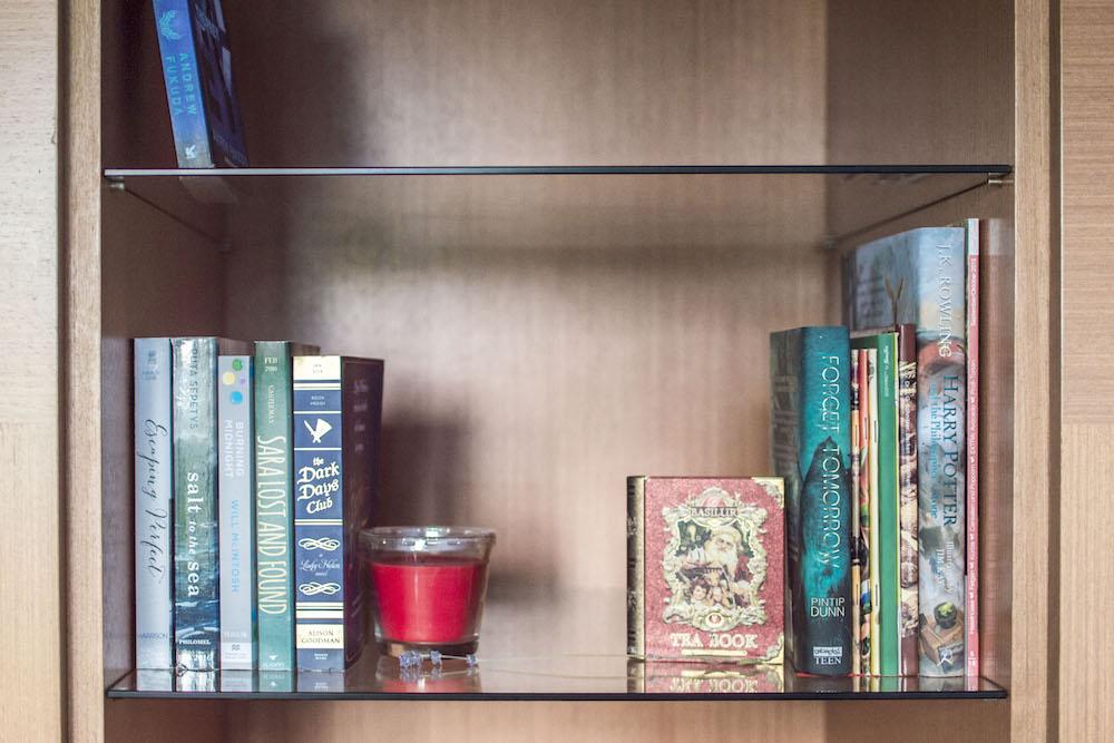 #TheShelfieHop - ARCs and odd books