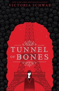 Book cover of Tunnel of Bones by Victoria Schwab
