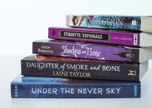 Unread first books in series